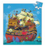 Pirates Silhouette Puzzle by DJECO Toy