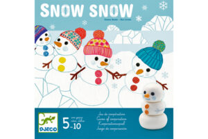 Snow Snow Game by DJECO Toys