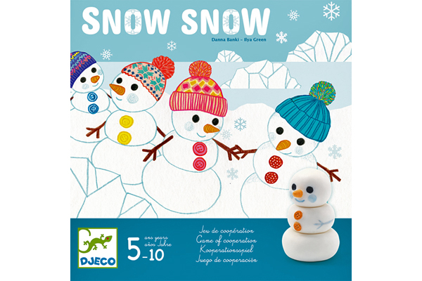Snow Snow Game by DJECO Toys