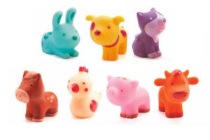 DJECO'S TROOPO FARM ANIMALS