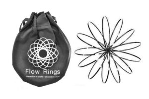 Flow Rings with Storage Bag