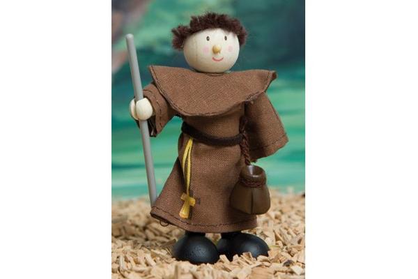Friar Tuck Budkin
