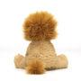 Fuddle Wuddle Lion - Medium - Back View