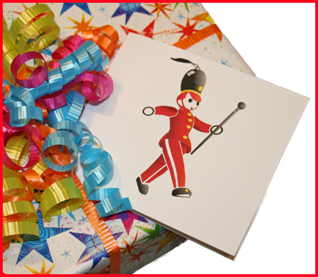 Free Gift Wrapping at The Toy Factory