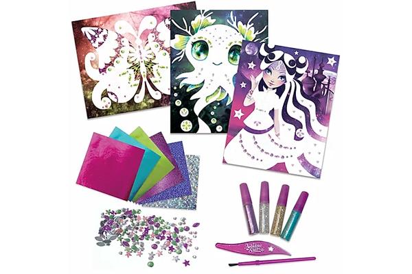 NEBULOUS STARS Glitter & Foil Art Kit