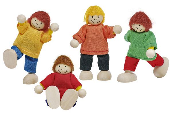 4 CHILDREN by GOKI
