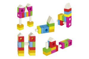GOKI 88-PIECE BUILDING BLOCKS SET