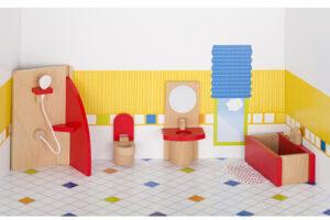 BATHROOM by GOKI Toys