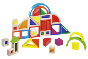 GOKI Color-Window Building Blocks