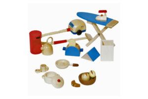 KITCHEN ACCESSORIES SET by GOKI Toys