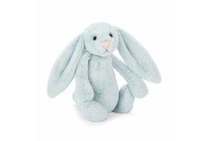 BASHFUL BEAU BUNNY with CHIMES