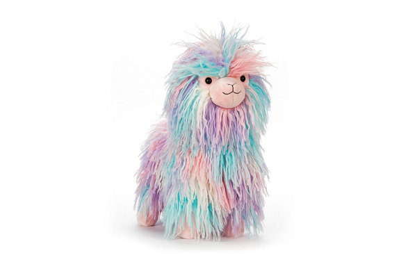 LITTLE LOVELY LLAMA by JELLYCAT
