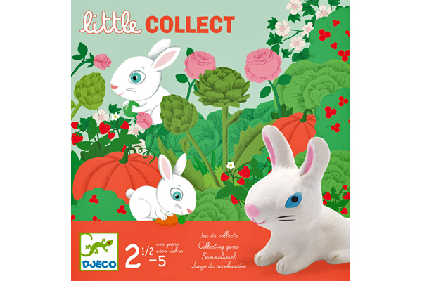 LITTLE COLLECT GAME by DJECO