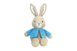 Little Peter Rabbit Sitting