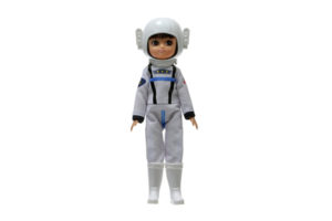 LOTTIE WEARING ASTRO ADVENTURE OUTFIT