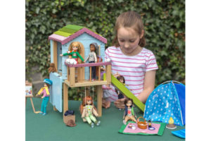 TREE HOUSE PLAY SET
