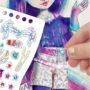 NEBULOUS STARS Mini Creative Sketchbook - Isadora