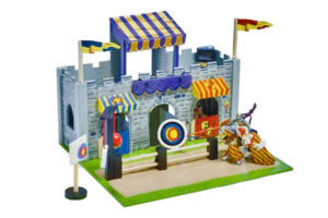 Medieval Games Play Set by Le Toy Van