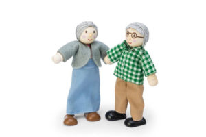 GRANDPARENTS SET by Le Toy Van