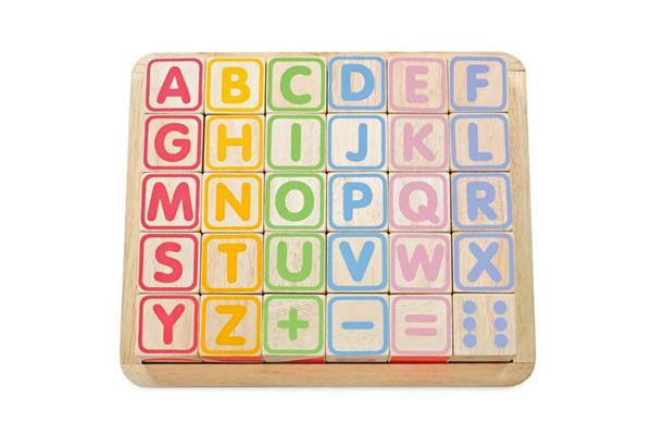 ABC Blocks by Petilou