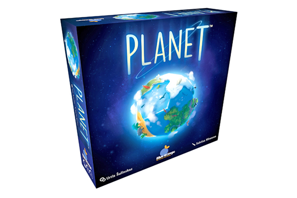 PLANET - THE GAME