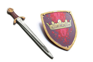 red-knight-sword-and-crown-sheild-set
