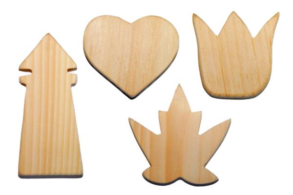 East Coast Canada Collection: lighthouse - heart - maple leaf - tulip