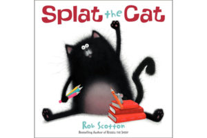 Splat the Cat Hardcover Book