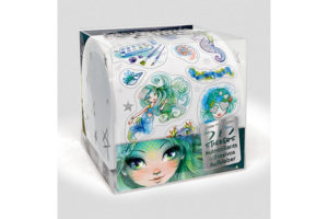 NEBULOUS STARS Sticker Roll - Marinia