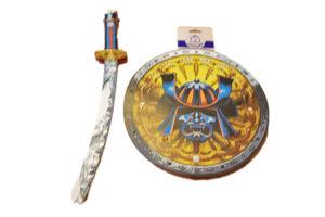 samurai-sword-shield-set