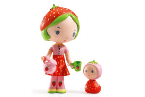 TINYLY by Djeco Toys - BERRY & LILA