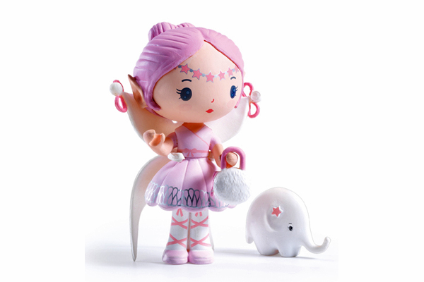 TINYLY by Djeco Toys - ELFE & BOLERO