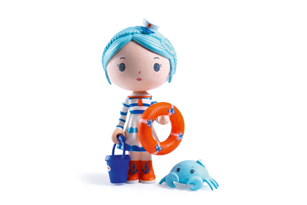 TINYLY by Djeco Toys -MARINETTE & SCOUIC