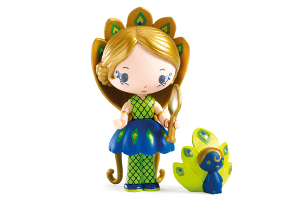 TINYLY by Djeco Toys - PALOMA & BOGO
