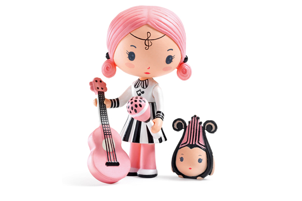 TINYLY by Djeco Toys - SIDONIE & ZICK