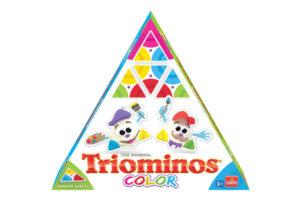 TRIOMINOS COLOR GAME