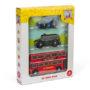 Little London Vehicles Set by Le Toy Van Box
