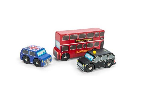 Little London Vehicles Set by Le Toy Van