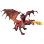 RED TWO-HEADED DRAGON 2