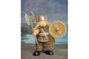 Viking Budkin with Axe & Shield
