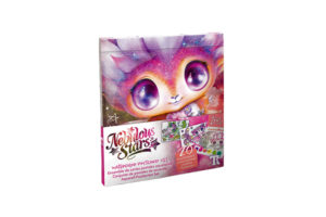 NEBULOUS STARS Watercolor Postcards - Paloma