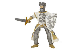 White King Richard the Lionheart